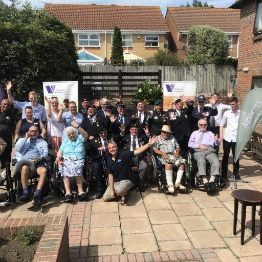 Voices for Veterans – Fulford Care & Nursing Home